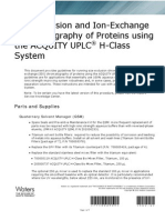 Size Exlusion Proteins