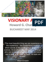 Visionary Art Talk May 2014 in Bucharest May 2014