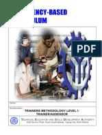 CBC-TM I Trinadfers Methodology Level 1