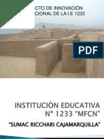 Instituciòn Educativa Nº 1233