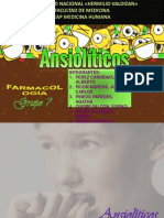 E1. Ansiolíticos, Manejo de Estrés y Nuevos Fármacos (1)