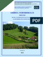 Ghid Eco-conditionalitate Pentru Agricultori in 2013 v 2 1