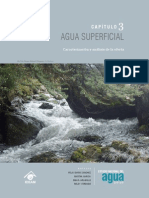 Agua Superficial, Estudio Nacional del Agua 2010 - Colombia