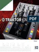 Traktor Kontrol Z2 Manual English