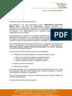 Carta de Presentacion Actual (1)