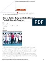 How to Build a Bully_ Inside the Stanford Football Strength Program _ Bleacher Report