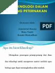 Bioteknologi Peternakan
