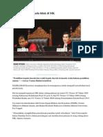 Artikel Pilihan Media Indonesia 20 Mei 2014