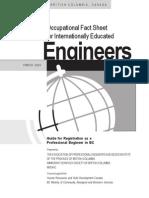 APEGBC Registration Guide-Engineers