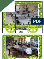 Places in School Puzzle