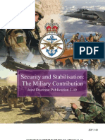 Joint Doctrine Publication 3-40