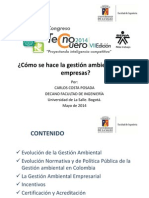Gestion Ambiental Medellin