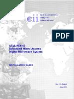 CII - ATµL-NIX-42 Mixed Access Installation Manual _ Rev 1.1-Release
