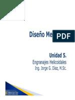 U5 Helicoidales