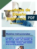 Modelos instruccionales