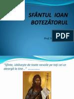 0 Sfantul Ioan Botezatorul