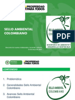 Presentacion Sello Tecnocueros Medellín