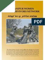 Manipur Women Gun Survivors