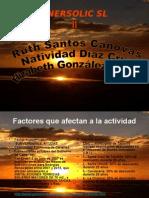 Análisis del sector y la competencia P.P.