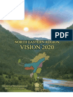 North Eastern Region Vision 2020 the Vision Statement