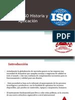 ISO Historia y Aplicación