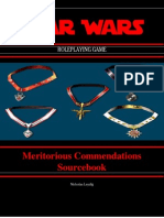 Star Wars D6- Meritorious Commendations 2.0