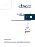 Fdx Sdk Manual Java Sg1-0029a-001