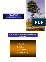 Amidos Modificados