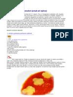 Salsa Di Pomodori