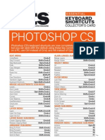 Shortcuts Photoshop