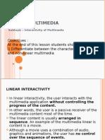 Inter Activity of Multimedia