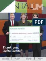 DentalUM Spring & Summer 2014