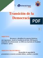 Transcicion de La Democracia Historia 8