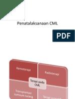Penatalaksanaan CML