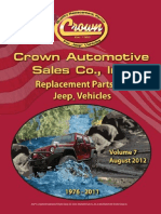 2012 Crown Catalog