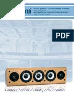 Axiom Audio VP100/VP150 Owner's Manual