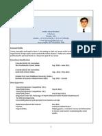 AA CV