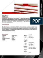 Hoja de Datos Tecnicos Del DELRIN (Por La Empresa NTH)