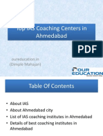 Top IAS Coaching Centers in Ahmedabad.ppt