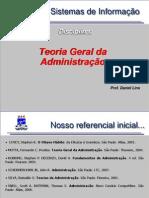 01 - Processo Administrativo e Ambiente Empresarial