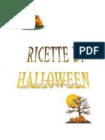 Ricette - Ricette Di Halloween