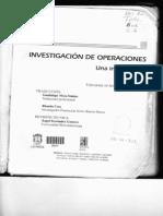Investigacion de Operaciones Sexta Edicion