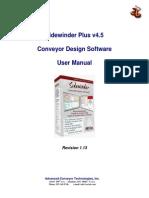 Sidewinder Manual
