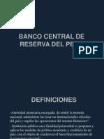ROL DE BCRP