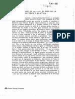 Duran Manuel - Valle Inclán en 1913-1918 El Paso de La Estética a La Ética
