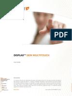 Displax Skin Multitouch User Guide_mkt.154.0