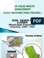10 Cost Recovery Mechanism and Ring Fencing LGU Accounts - S
