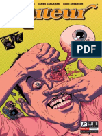 The Auteur #1  - With permission From Oni Press