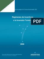 a4 04 Sector Turismo Incentivos 2009