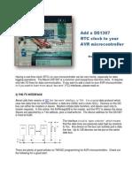 AvrDS1307